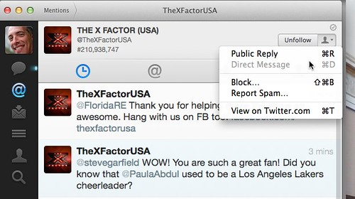 .@TheXFactorUSA How can I send you a DM to vote, when you are not following me? by stevegarfield