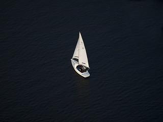 Sailing The Yare