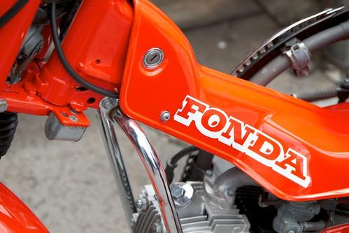 The Fonda bike