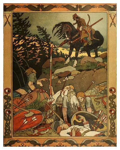 018--Maria Morevna 1901- Ivan Jakovlevich Bilibin