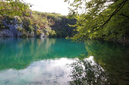湖のある風景9