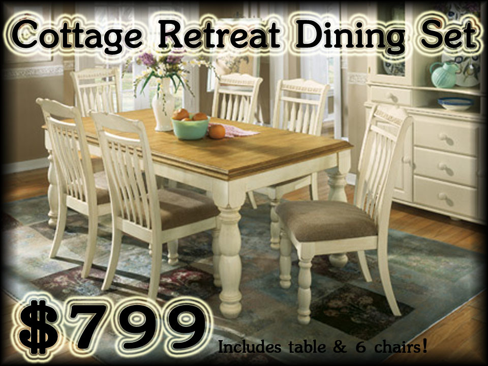 D213-35-  01COTTAGERETREAT$799