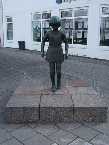 BOVIN, Sven. Hinkepigen, 1971: