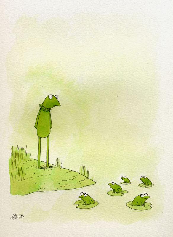 Origins- Kermit