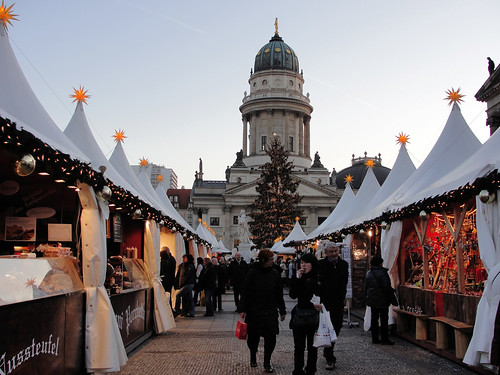 Marché de Noël à Berlin -  Photo by Gertrud K. - CC on flickr