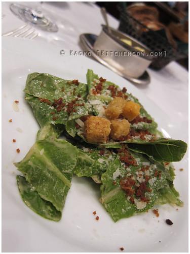 Prince Albert Rotisserie: Caesar's Salad