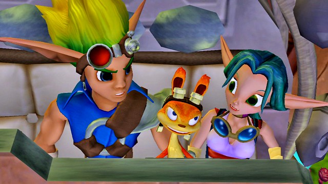 Naughty Dog recuerda 10 años de Jak and Daxter 6440444951_91d3652bb7_z