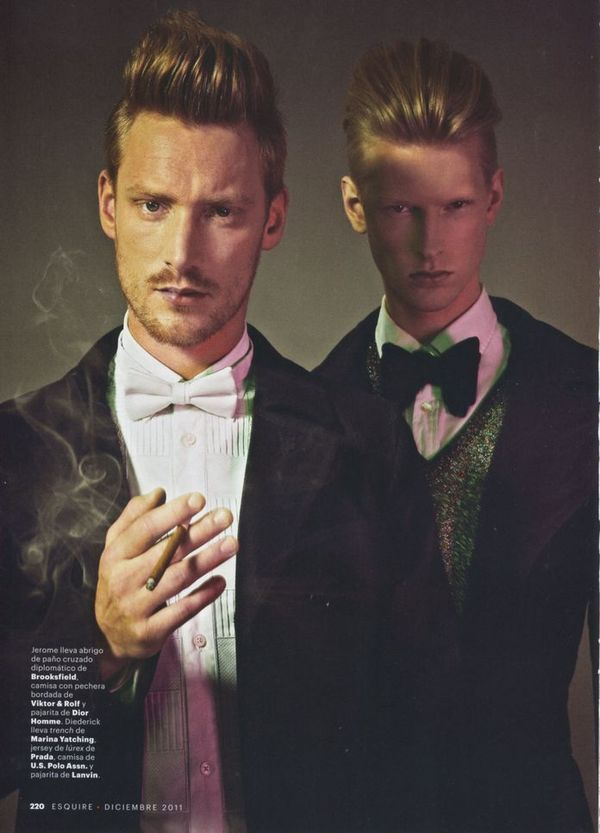Esquire Spain December 2011_08Diederik Van Der Lee,Jerome Clark(sight Management)