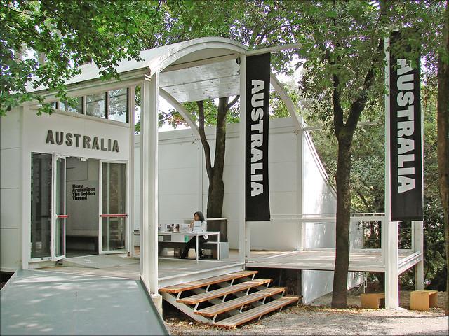 Pavillon De L 39 Australie Giardini Venise Flickr