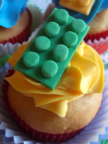 Lego Cupcake