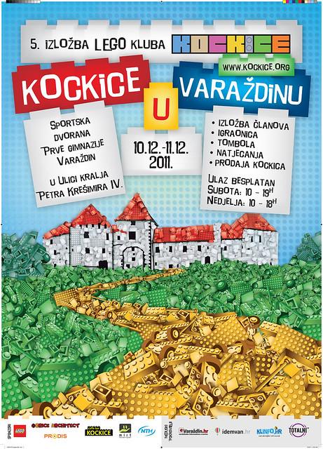 Izložba LEGOKluba KOCKICE