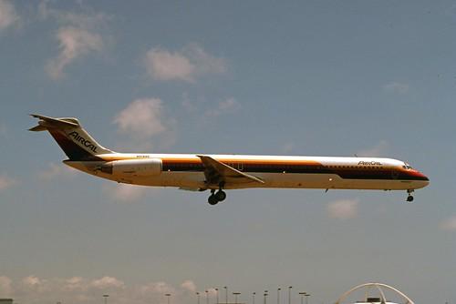 AirCal, McDonnell Douglas MD-81