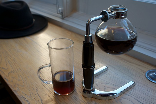 Siphon Coffee in San Francisco