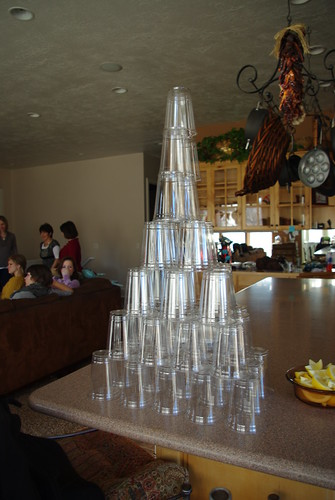 Cody's Tower of Cups
