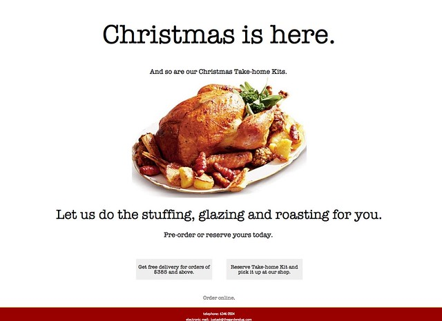 Christmas 2011 ~ our sexiest marketing ad yet