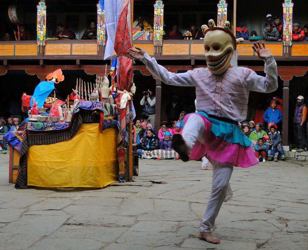 Nga-Cham dance