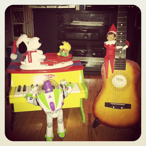 Dec 6 - Elf & Friends Band