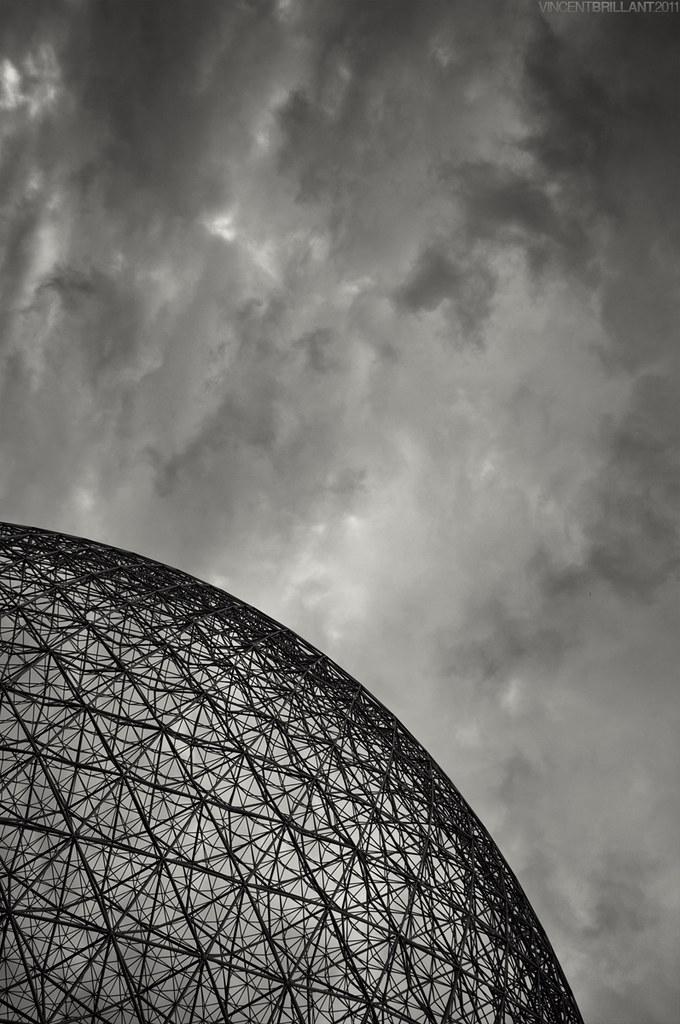 Quart de sphère [EXPLORE]