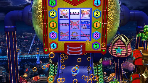 Sonic Generation casino night pinball2
