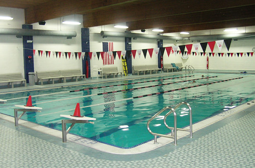 Swim at The Connection's 5 Lane Pool