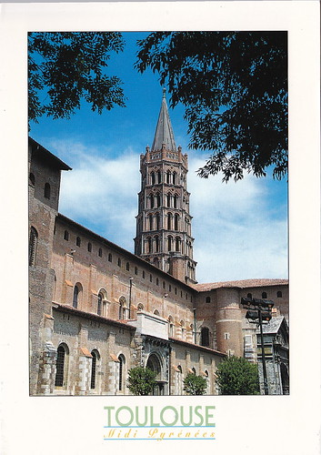 Routes of Santiago de Compostela in France
