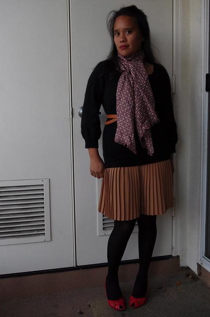 OOTD: Skirt Swirl