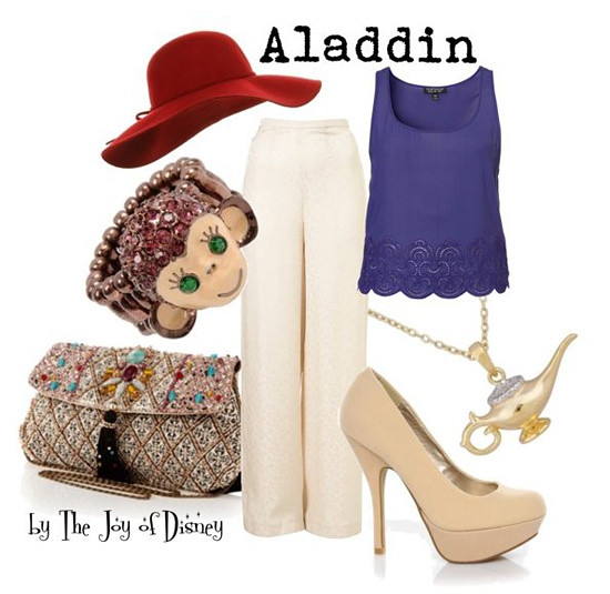 Inspired by: Aladdin