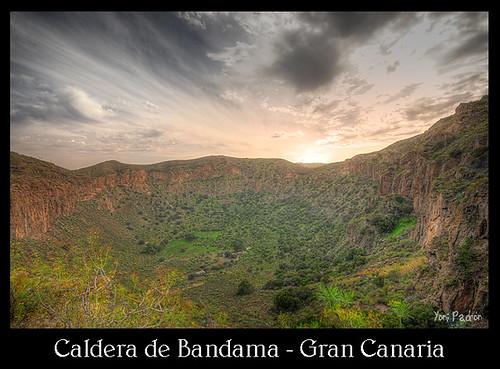 Caldera de Bandama - Gran Canaria - HDR