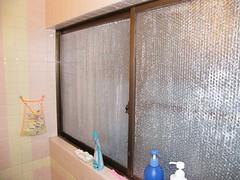 お風呂の防寒1