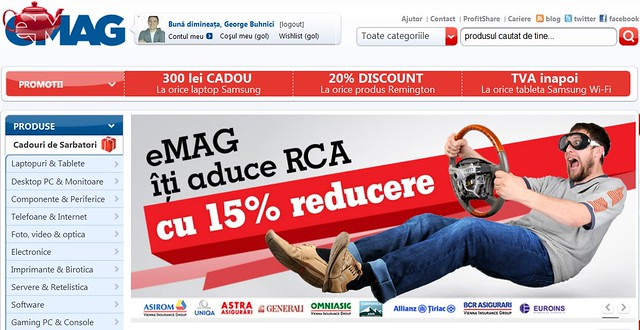 www.buhnici.ro - eMAG RCA