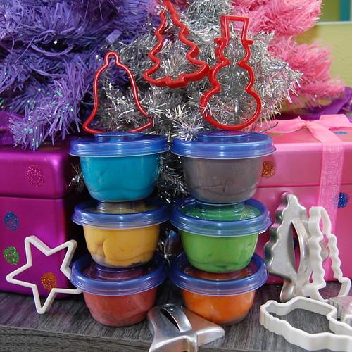 Handmade Stocking Stuffers Day 2 Homemade Play Doh
