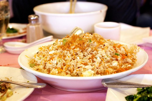 fried rice @ canton gourmet