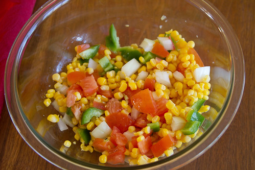 Black-eyed Pea Salsa - 2