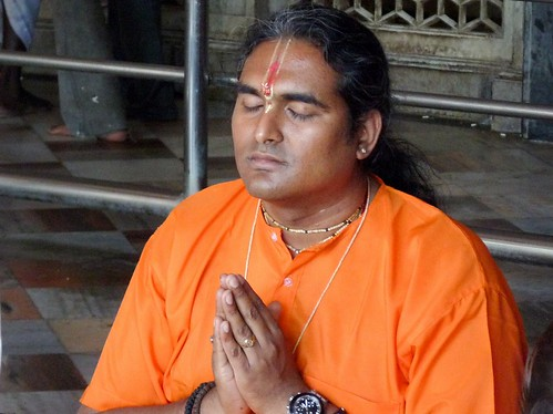 Pilgrimage in India 2011 with Sri Swami Vishwananda