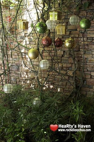 Boracay Mandarin Island Hotel Decorations