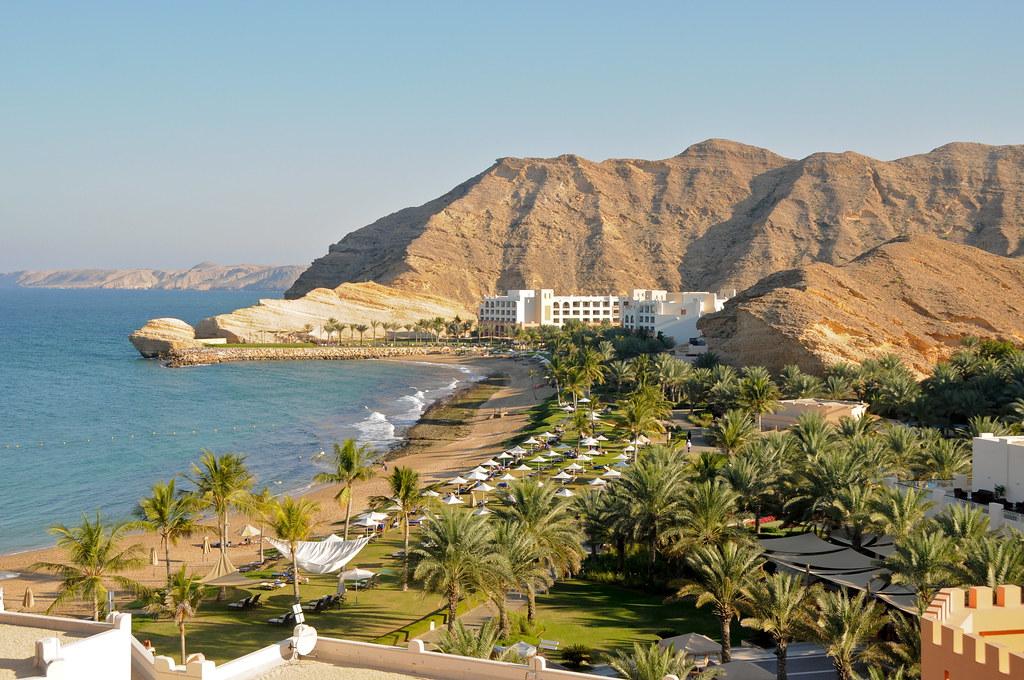Barr al Jissah Muscat Oman 4th December 2011