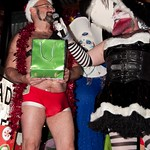 Sexxy Santa and 16th Anniv at Pistons 028