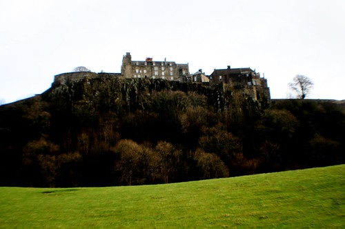 South View, Stirling Castle