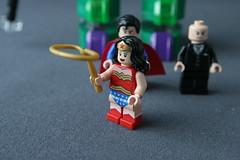 6862 Superman vs Power Armor Lex - Wonder Woman 1