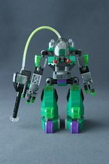 6862 Superman vs Power Armor Lex - Power Armor 1