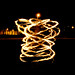 Flaming Tornado - Fire Spinning At Freedom Fields, Plymouth by Janicskovsky