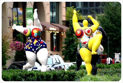washington dc sculptures