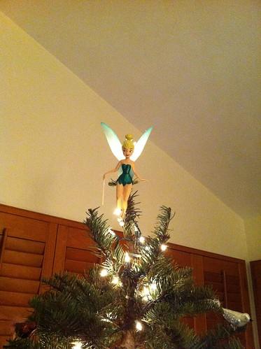 Tinker Bell topper
