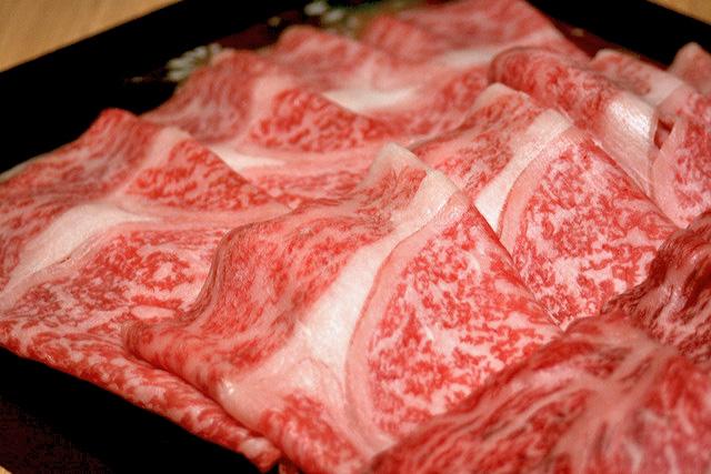 Behold the premium Japanese wagyu from Kagoshima