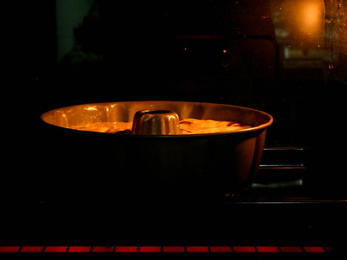 IMG_0287 Baking a  Marble Banana Bundt Cake
