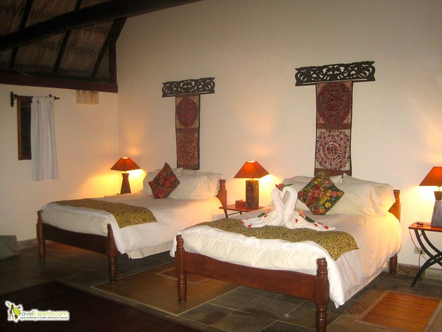 Quick Travel Guide to Belize - luxury eco lodge chaa creek