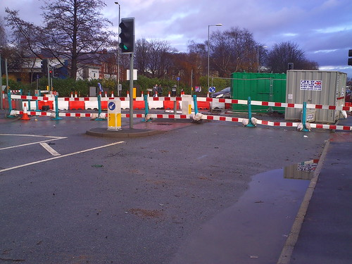Hardy Lane Chorlton closed until 2012