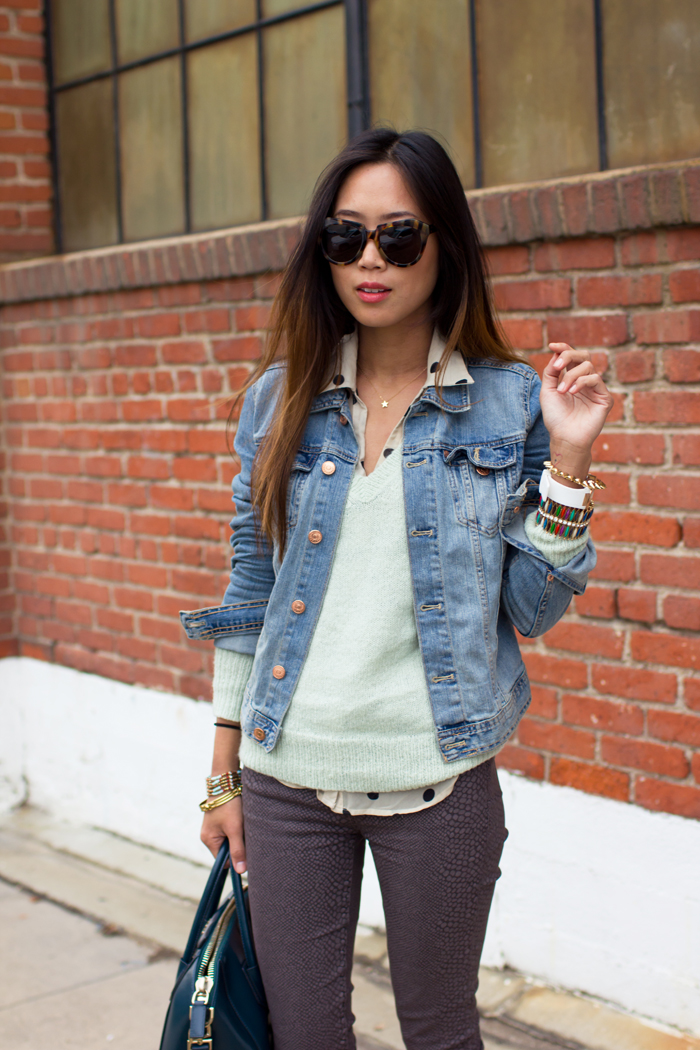 Casual Brunch Outfit | Song of Style