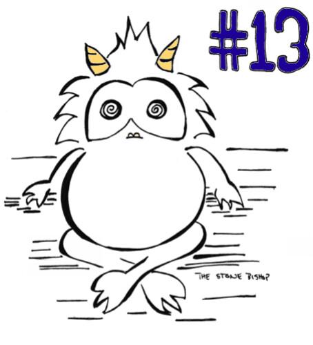 Monster Number 13