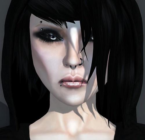 - .HoD. - Lisbeth Piercing & Makeup Set